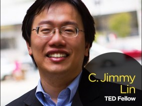 Rare gifts: Fellows Friday with C Jimmy Lin