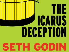 On our reading list: The Icarus Deception by Seth Godin
