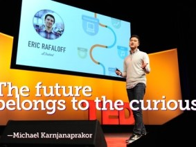 Watch free online today: Skillshare at TEDActive