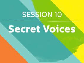 Secret Voices: Speakers in Session 10 at TED2013