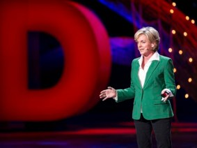 How about creating a national energy policy?: Jennifer Granholm at TED2013