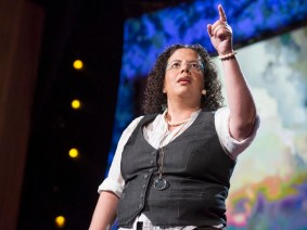 Clouds as 'lovely monsters': Camille Seaman at TED2013
