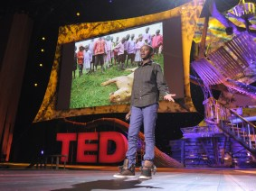A 12 year old learns to scare lions: Richard Turere at TED2013