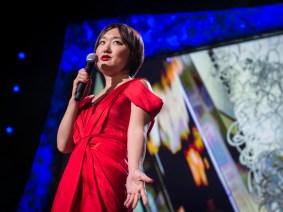 "Designing a cloud: Yu ""Jordy"" Fu at TED2013"