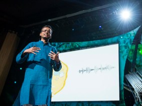Empowering autistic children: Ajit Narayanan at TED2013