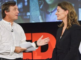 The courage to believe change is possible: A Q&A with Melinda Gates