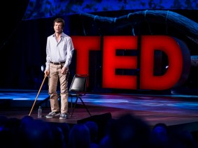 In search of the man who broke my neck: Joshua Prager at TED2013
