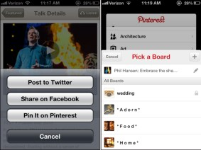 TED's updated iOS app lets you control download setting, get push notifications