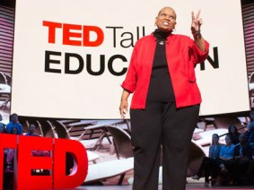 Join the conversation about #TEDTalksEd