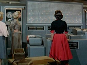 10 old movies about new technology