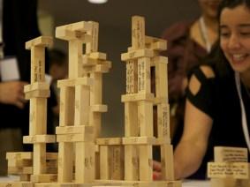 "X Marks the Spot: TEDx hosts a Jenga block themed life ""renovation,"" plus the week's favorite TEDx Talks"