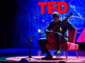 From finance to classical guitar: Tariq Harb at TEDGlobal 2013
