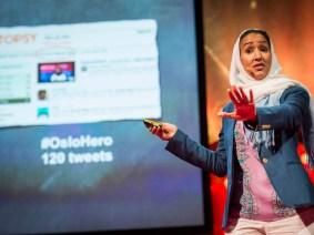 Driving destiny: Manal Al-Sharif at TEDGlobal 2013