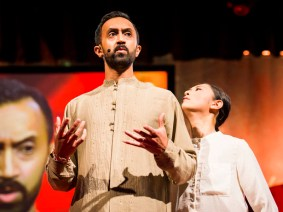 Playing with identity and authenticity: Hetain Patel at TEDGlobal 2013