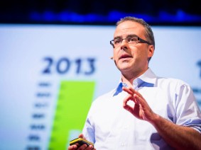 What I learned from Latin America: Juan Pardinas at TEDGlobal 2013