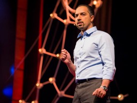 Enmity is not inevitable: Trita Parsi at TEDGlobal 2013
