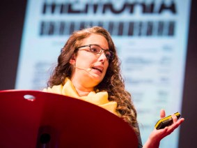 Art as an agent for social change: Tania Bruguera at TEDGlobal 2013