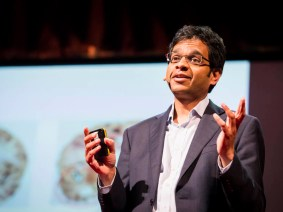 Regenerating hope: TEDGlobal 2013 with Siddharthan Chandran