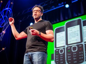 Want to see real innovation? Check out Africa: Toby Shapshak at TEDGlobal 2013