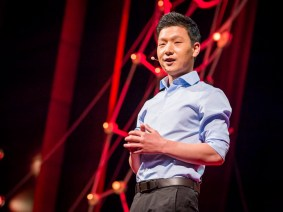 From hunger to hope: Joseph Kim at TEDGlobal 2013