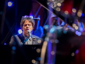 Piano soul and swagger: Jamie Cullum at TEDGlobal 2013