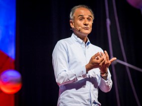 Where is home?: Pico Iyer at TEDGlobal 2013