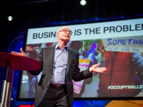 Got social problems? Business can help: Michael Porter at TEDGlobal 2013
