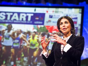 Why I'm running the New York City Marathon (thanks in part to a TED Talk)
