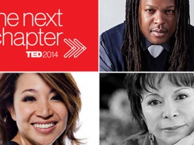 New to the TED2014 speaker lineup…