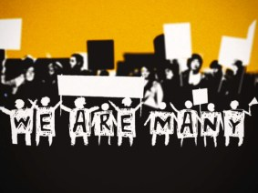 We Are Many: Filmmaker Taghi Amirani talks about his new documentary, 7 years in the making, about the largest protest in history