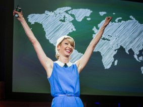 Behind the scenes at TED2014: More photos!
