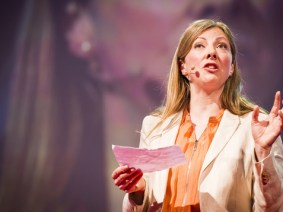 Charmian Gooch of Global Witness wins the TED Prize; will reveal wish for the world at TED2014