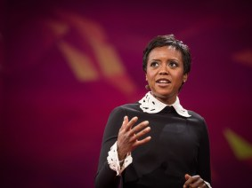 Be color brave, not color blind: Mellody Hobson speaks at TED2014