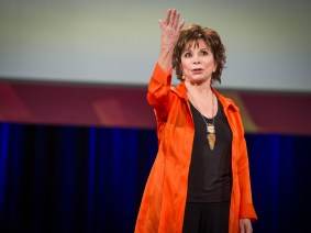 Passion and aging: Isabel Allende at TED2014