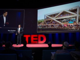 The future of architecture will be Instagrammed: Marc Kushner at TED2014