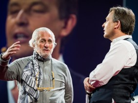 The 30th birthday of TED: Richard Saul Wurman at TED2014