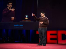 My father was a terrorist. I'm not: Zak Ebrahim at TED2014