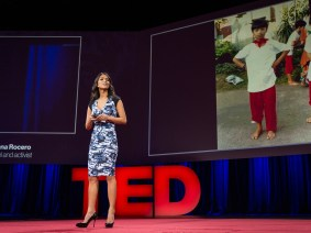 Why I must come out: Geena Rocero at TED2014