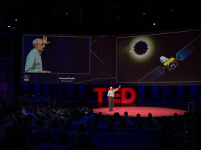 Blocking light to see planets beyond the solar system: Jeremy Kasdin at TED2014