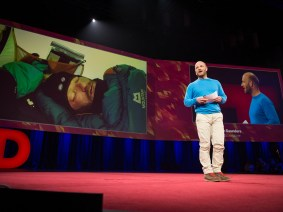 The hardest 105 days of my life: Ben Saunders at TED2014