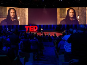 Misdeeds do not define you: Shaka Senghor at TED2014