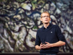 Taking pictures of the entire planet, every day: Will Marshall at TED2014