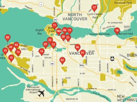 A TED Fellows tour of Vancouver