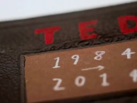 Video: Open the book on TED2014: The Next Chapter