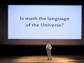 Is math the language of the universe? A bilingual TED-Ed Club explores