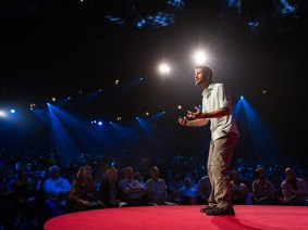 Boiling river of the Amazon: Andrés Ruzo at TEDGlobal 2014