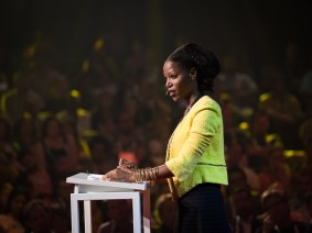 Our passports don't define us: Taiye Selasi live at TEDGlobal 2014
