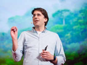 A map of the future: A recap of session 7 of TEDGlobal 2014