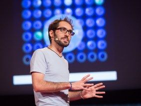 Cancer detection tech: Jorge Soto live at TEDGlobal 2014