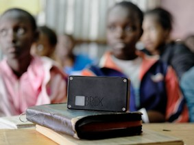 A rugged, mobile wifi device brings the web to schools in Africa and beyond, thanks to this TED Fellow
